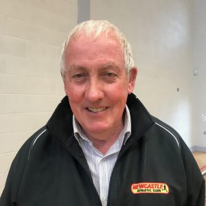 Frank Morgan start and finish manager