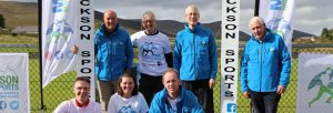 Mourne Mountain Marathon committee members