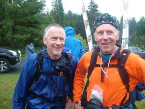 Ricky Cowan and Fred Hamond
